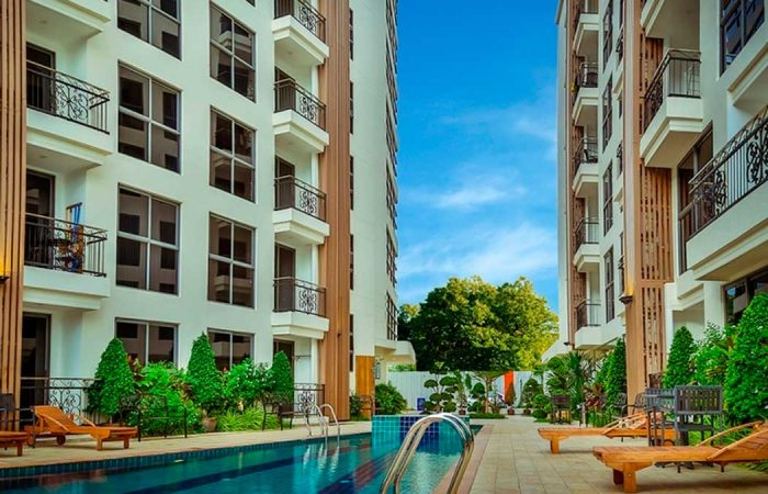 CITY GARDEN PRATUMNAK - Real Estate Thailand